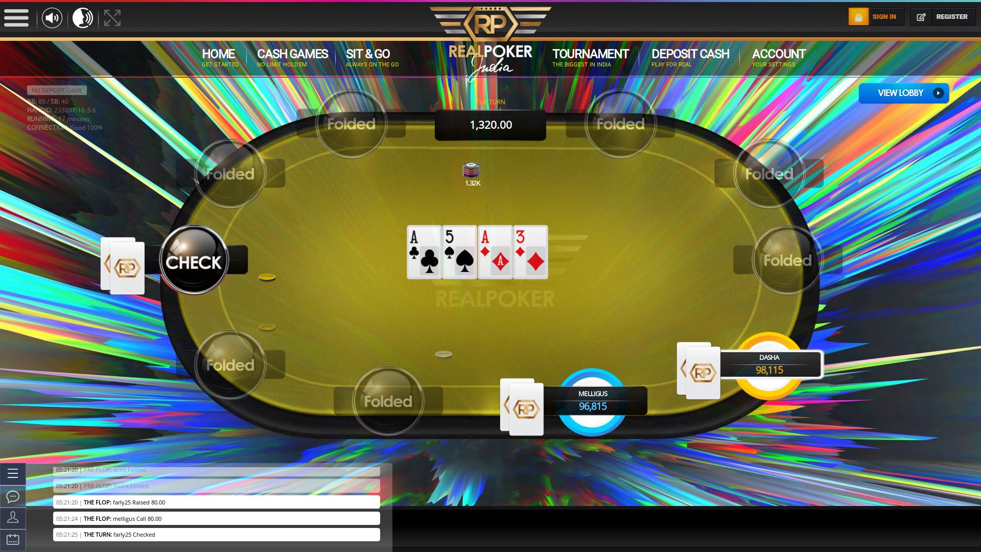 Poker Priority Order Real Poker India