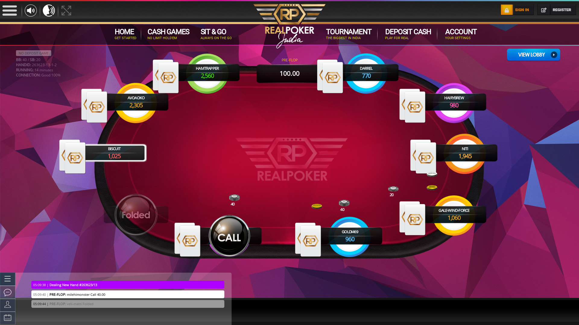 Gwalior Poker Website from November
