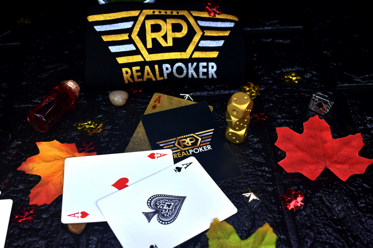 Book poker easy game