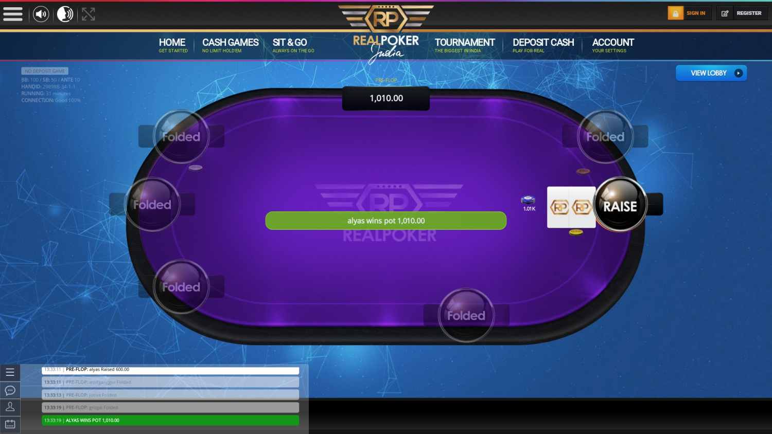 indian poker-online