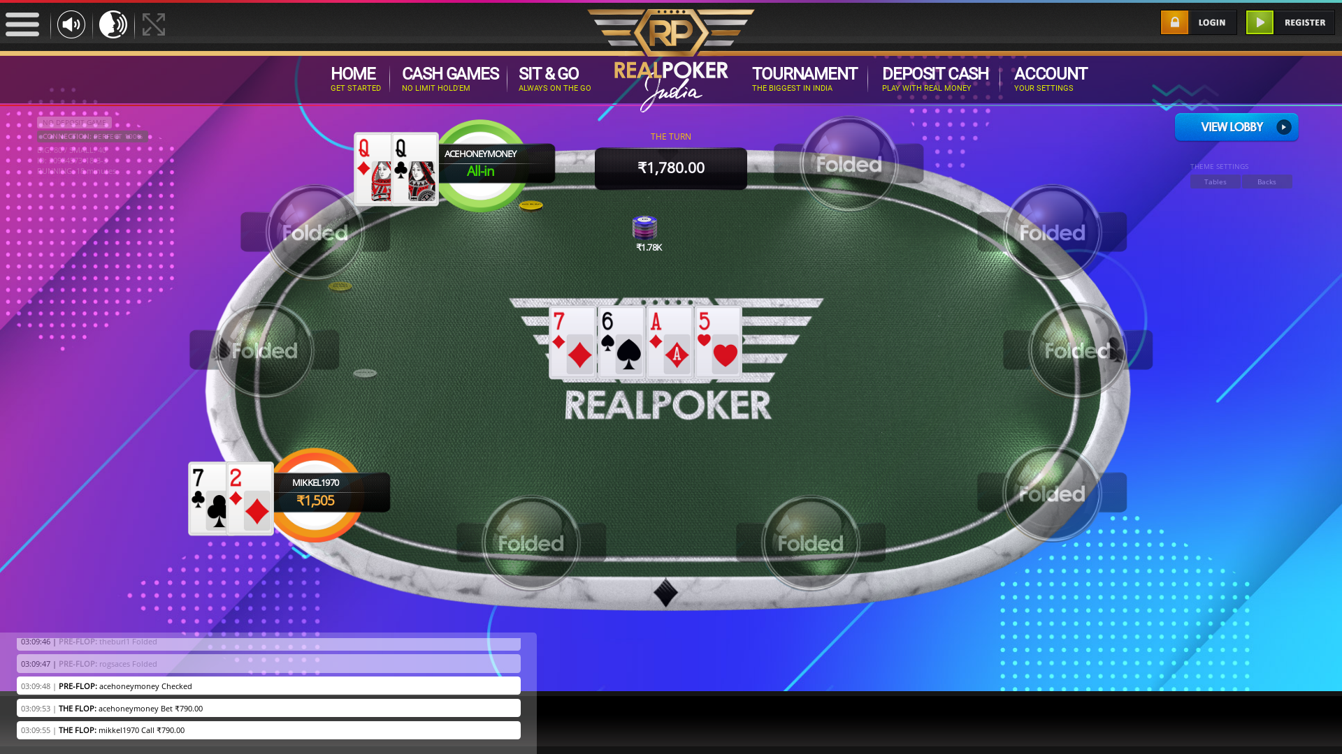 HSR Layout, Bangalore Online Poker from 8th August