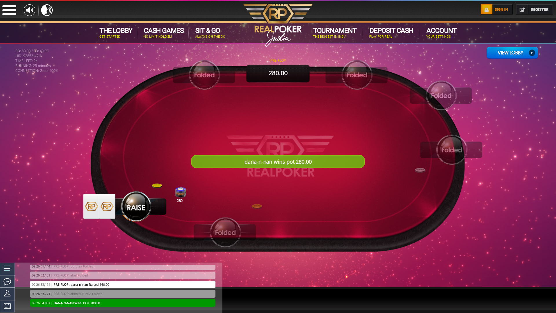 Vadodara Online Poker On The 7th July Real Poker India