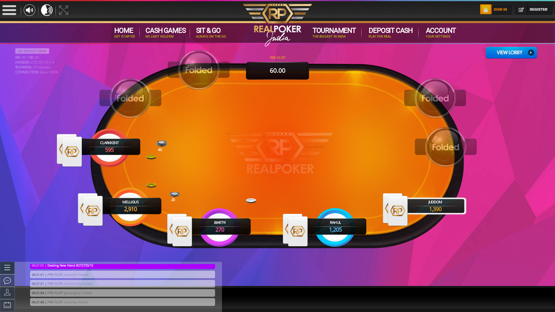 Realpoker Android APK Download | Real Poker India