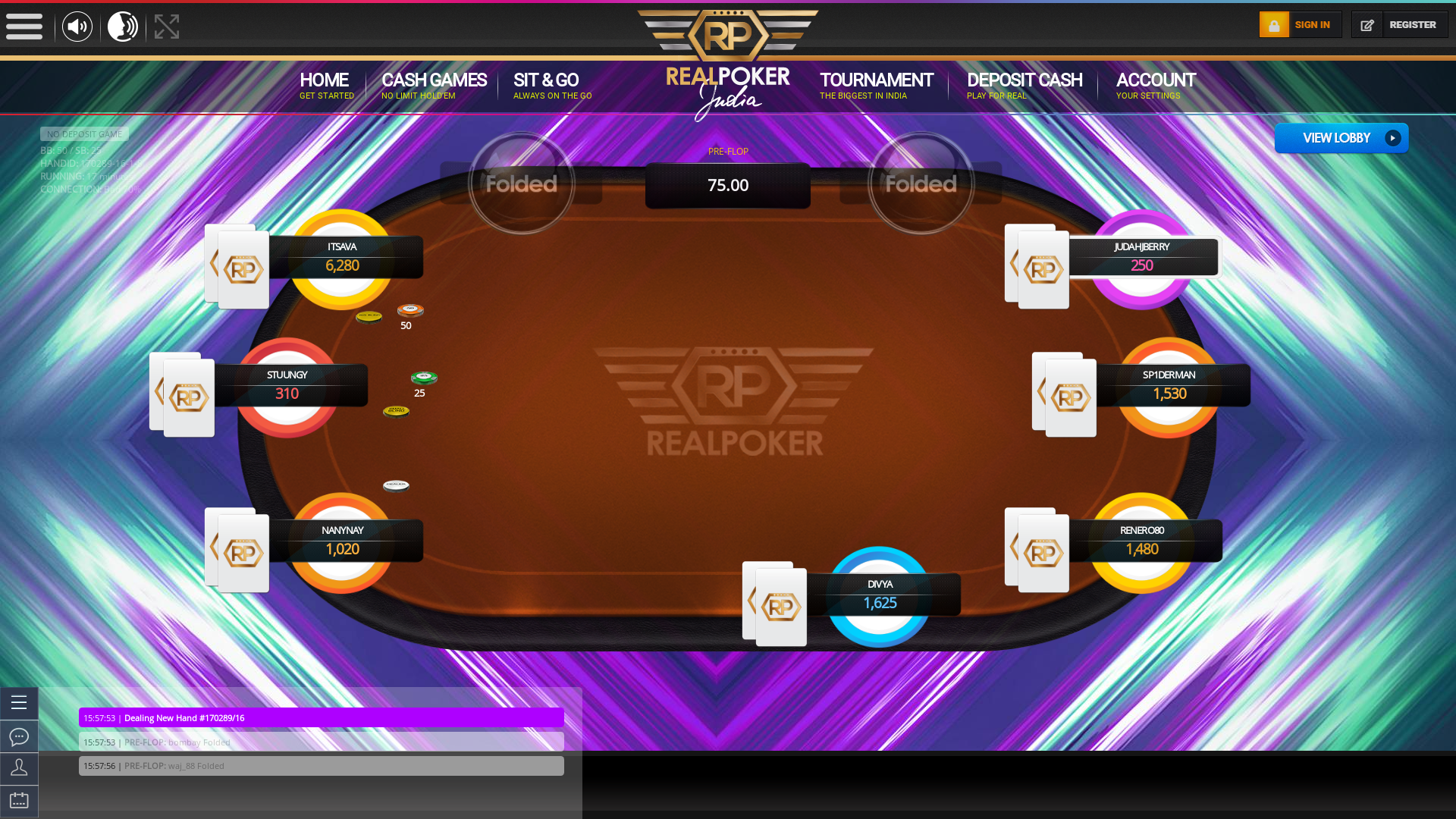 Boat Club Road, Pune Poker Website from 11th August