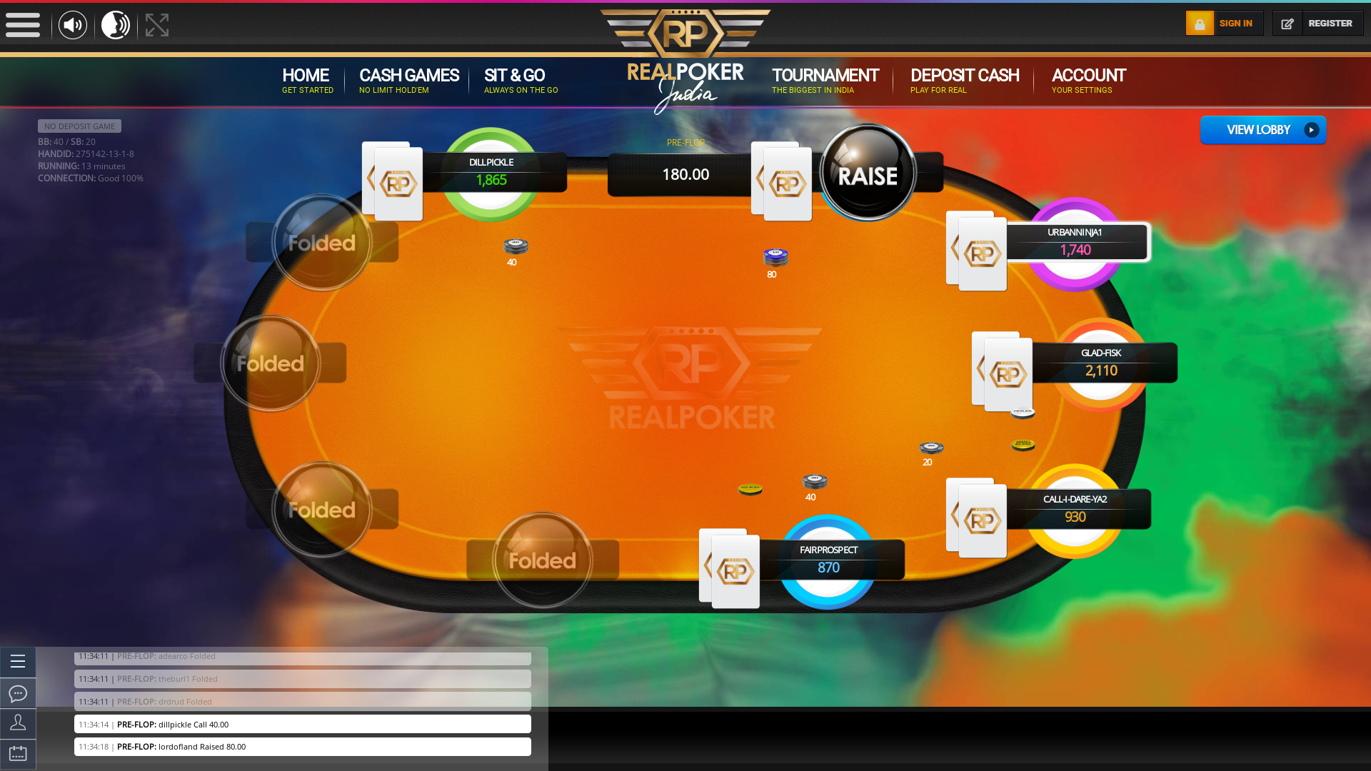 Salt Lake City, Kolkata Online Poker from November
