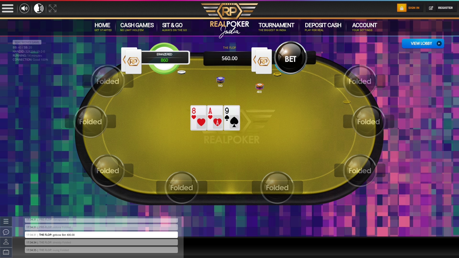 Ramamurthy Nagar, Bangalore Poker Website 10 Player