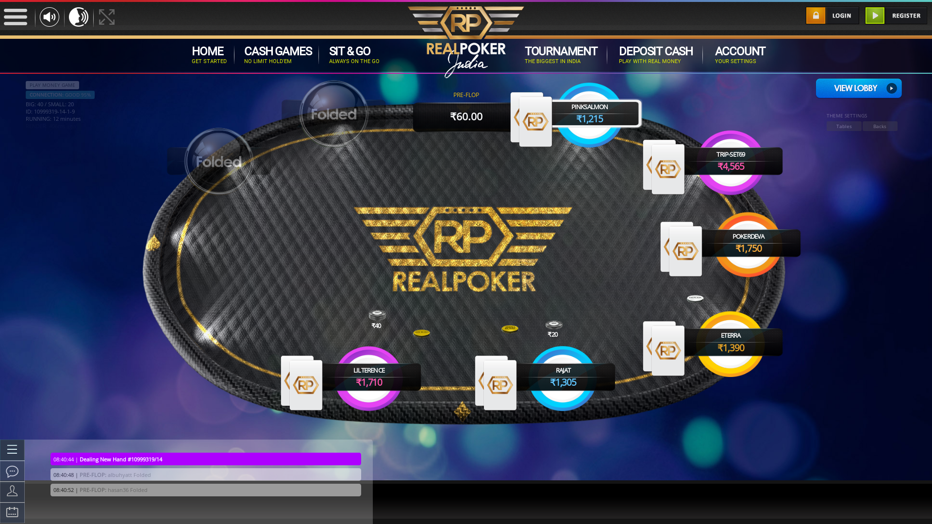Nandini Layout, Bangalore Poker Website from May