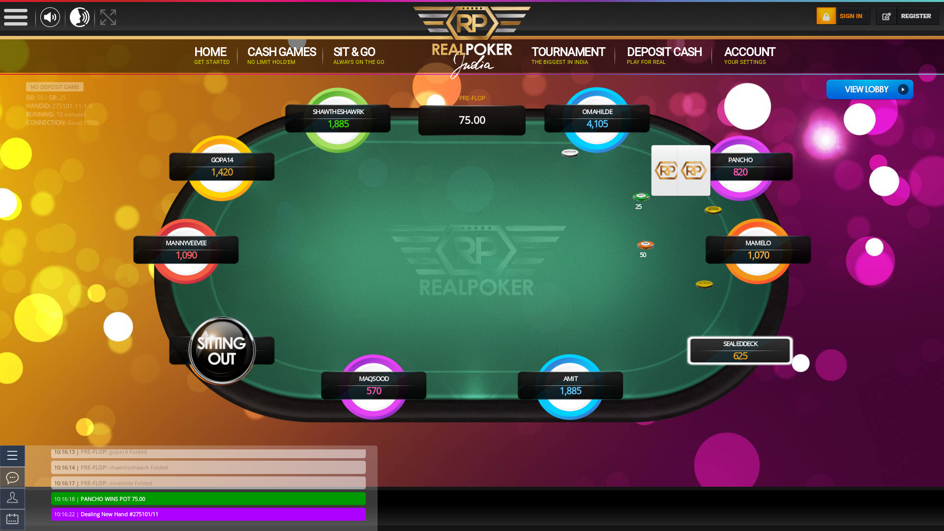 Bommanahalli, Bangalore Poker Website from November