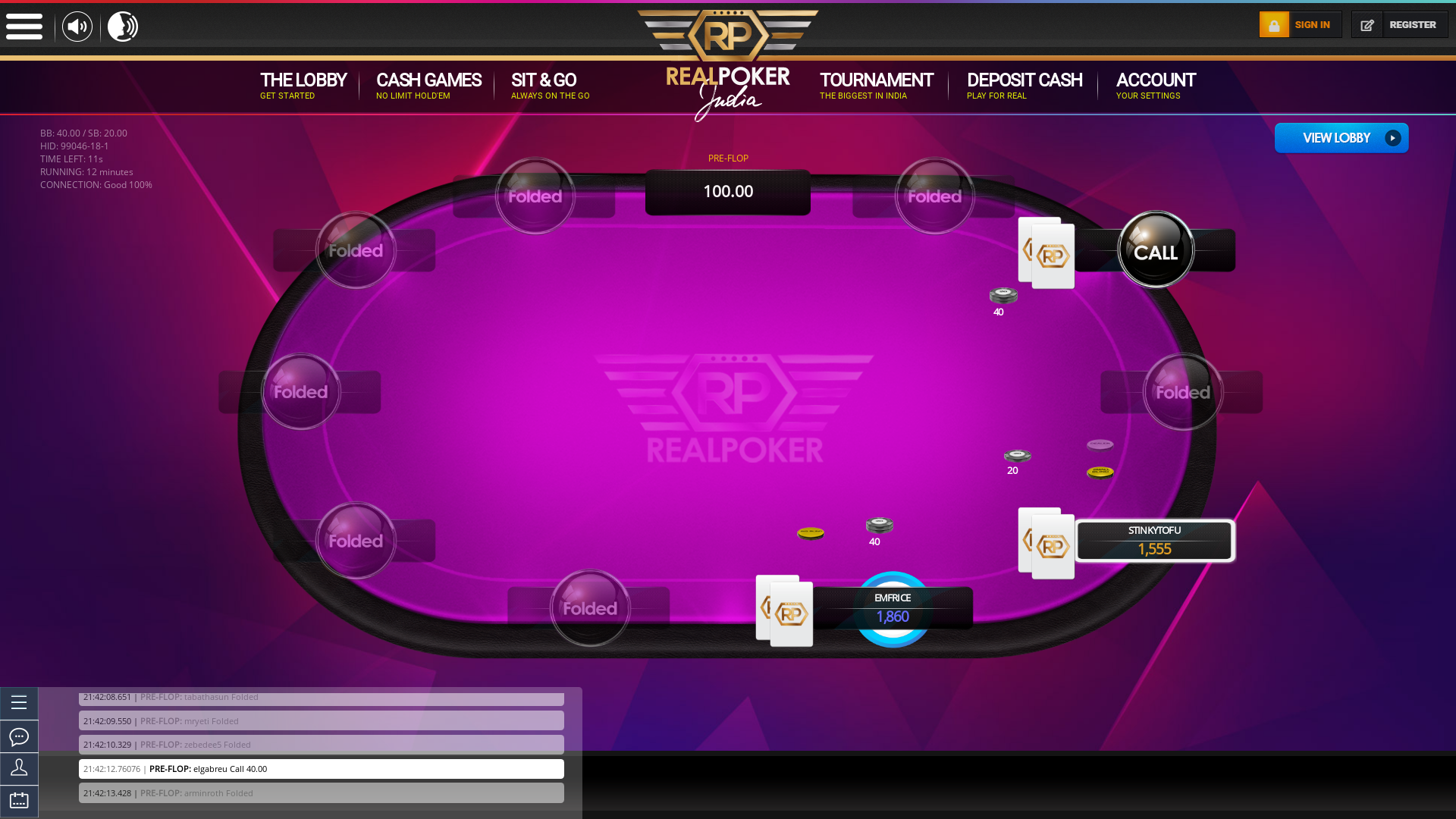 Spin and Win | Real Poker India