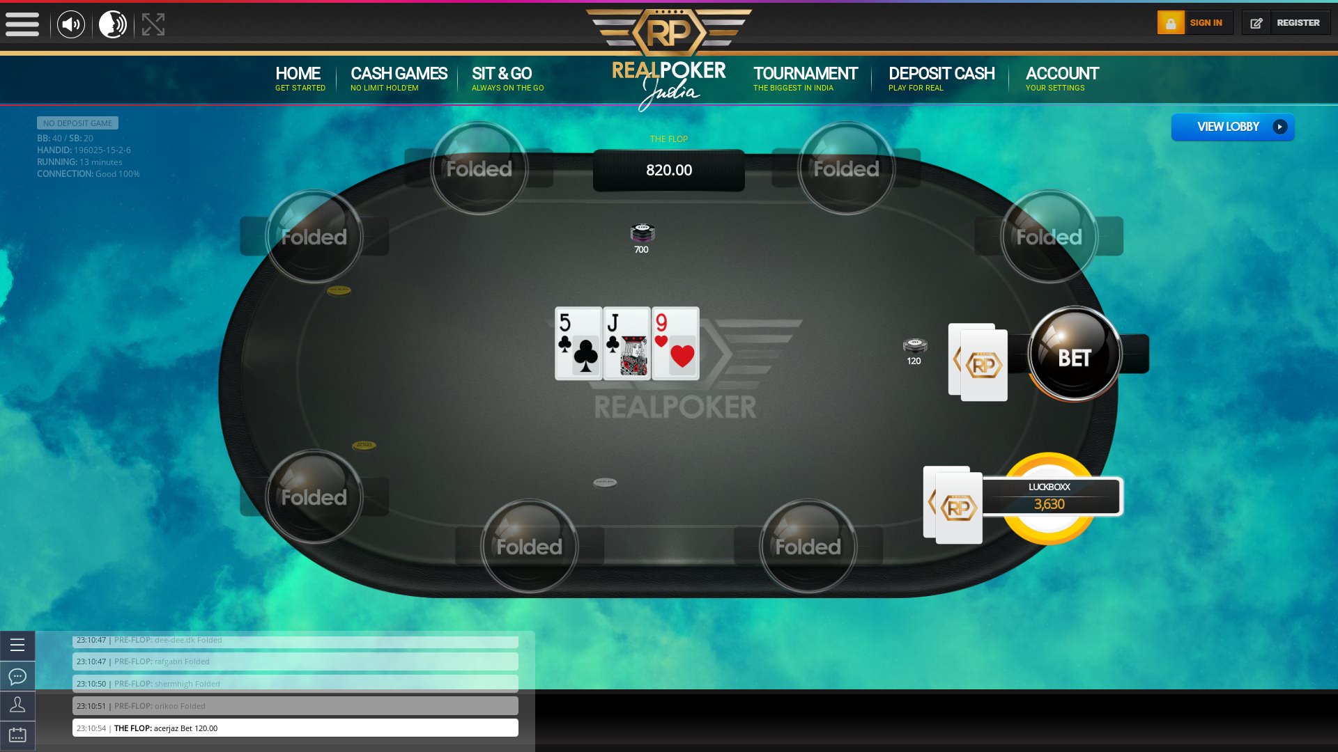 Connaught Place, New Delhi Poker Website from 10th September