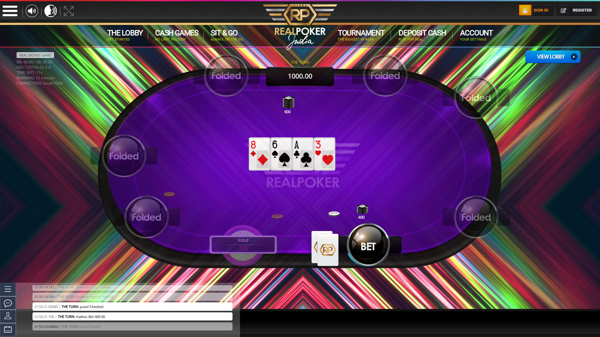 Ghaziabad Real Poker from July