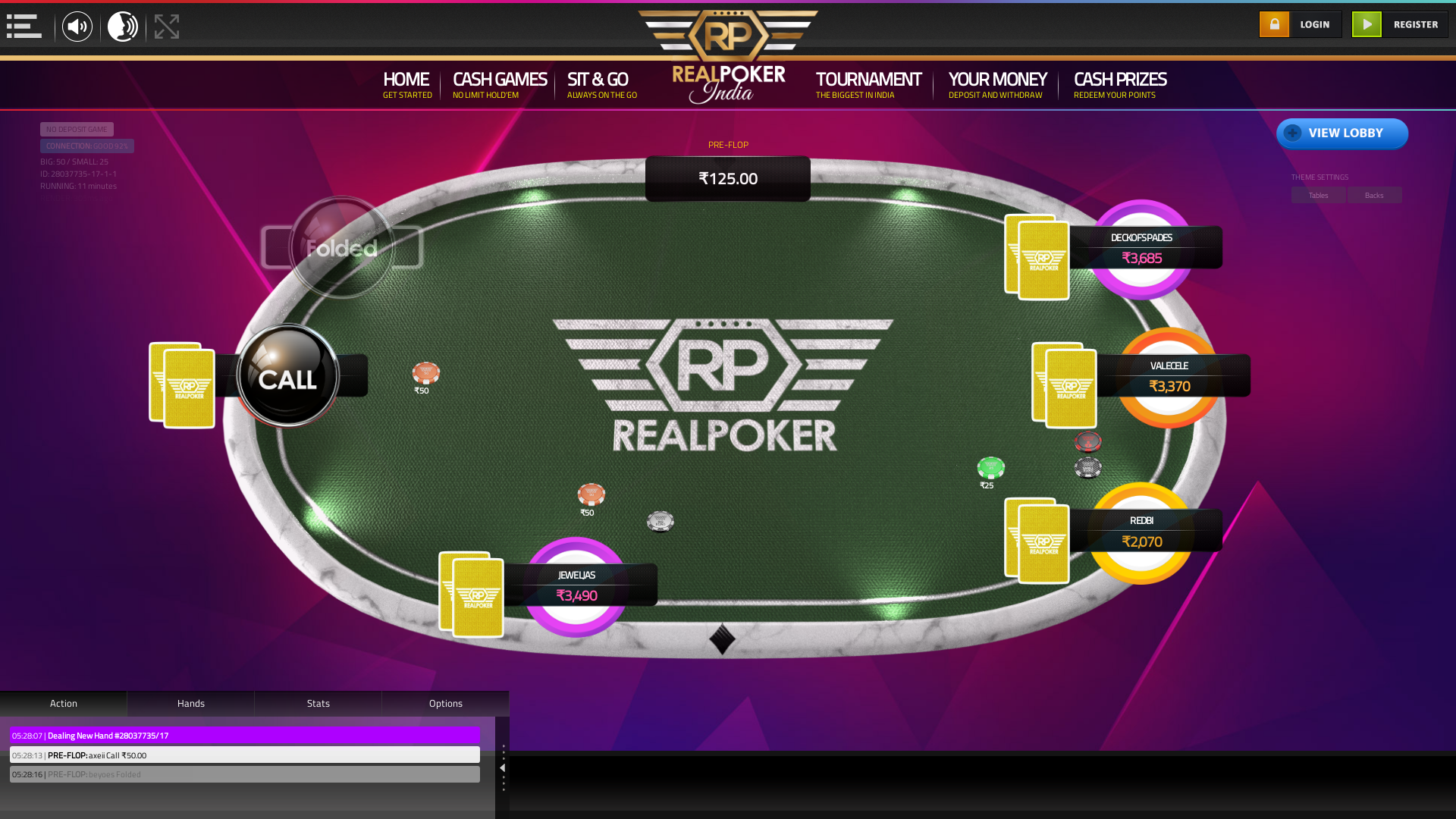 Vadodara Poker Website 10 Player