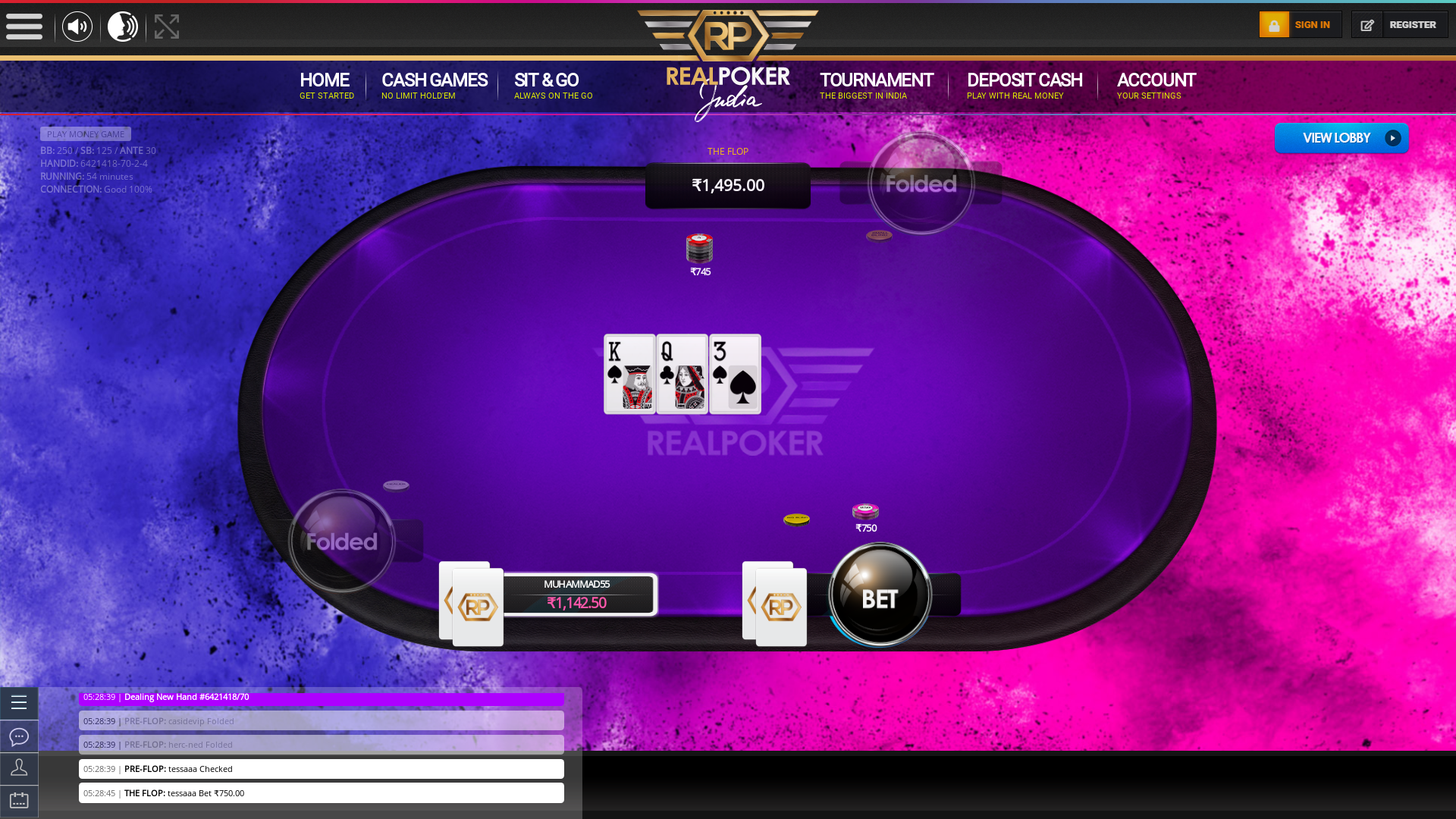 Kalighat, Kolkata online indian poker