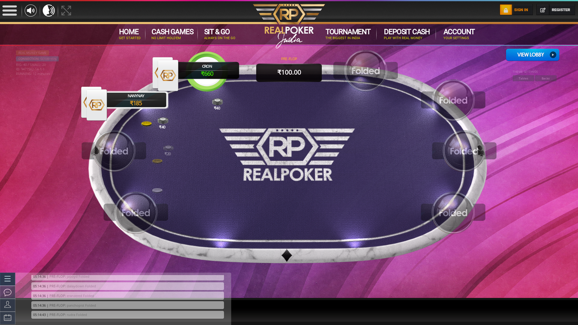 Chandni Chowk, New Delhi Online Poker on the 24th April