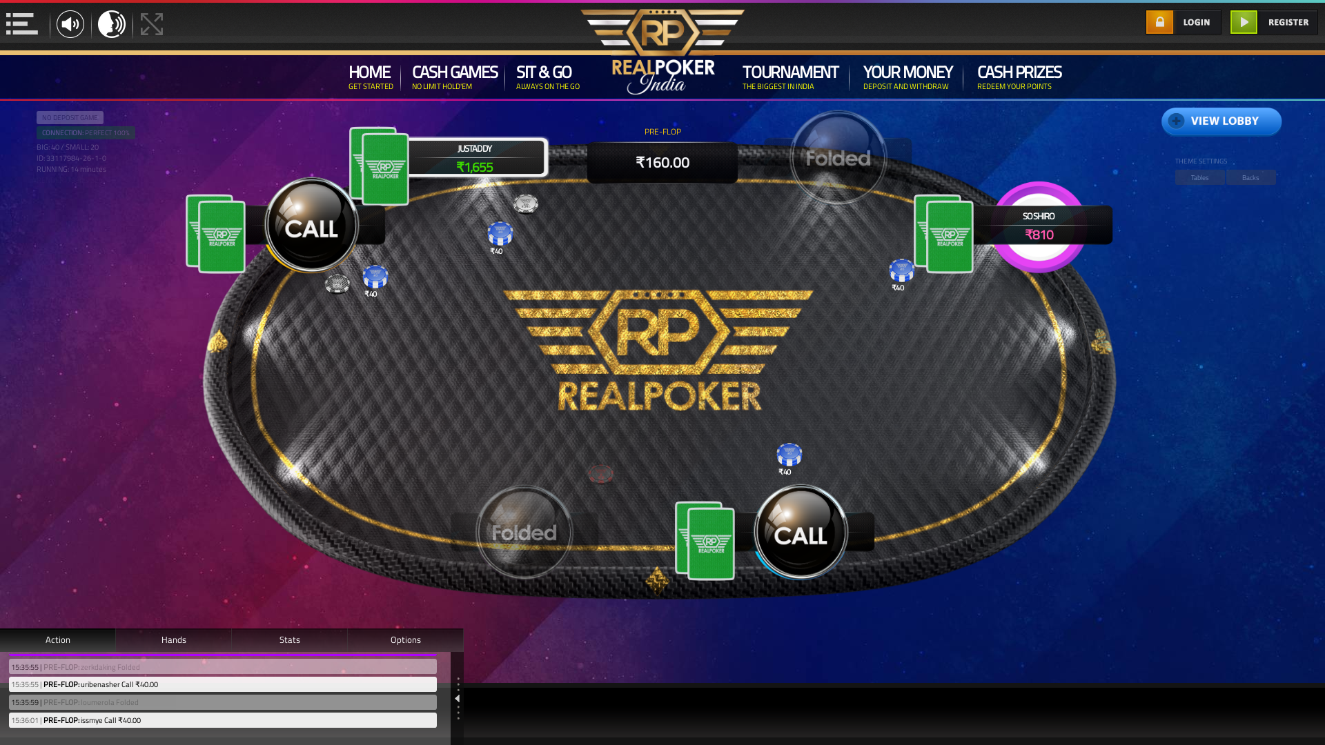 Mangalore Blackjack Poker from November