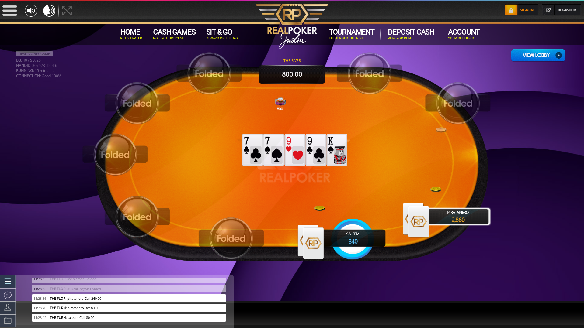 Bardez Goa Poker Website 10 Player