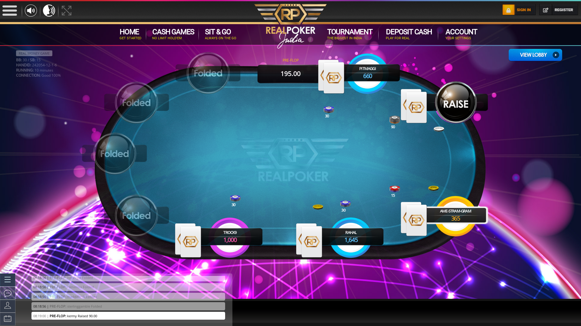 Quepem Goa Indian Poker from October