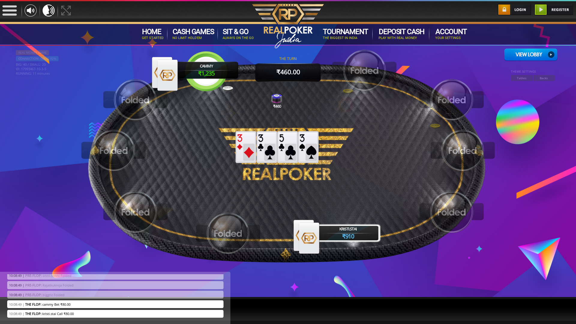 Koregaon Park, Pune Poker Website from July