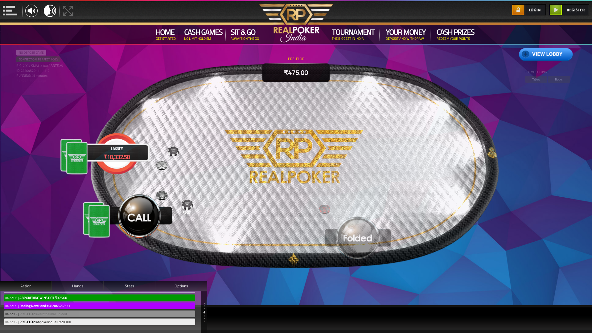 Bicholim Goa Online Poker on the 13th October