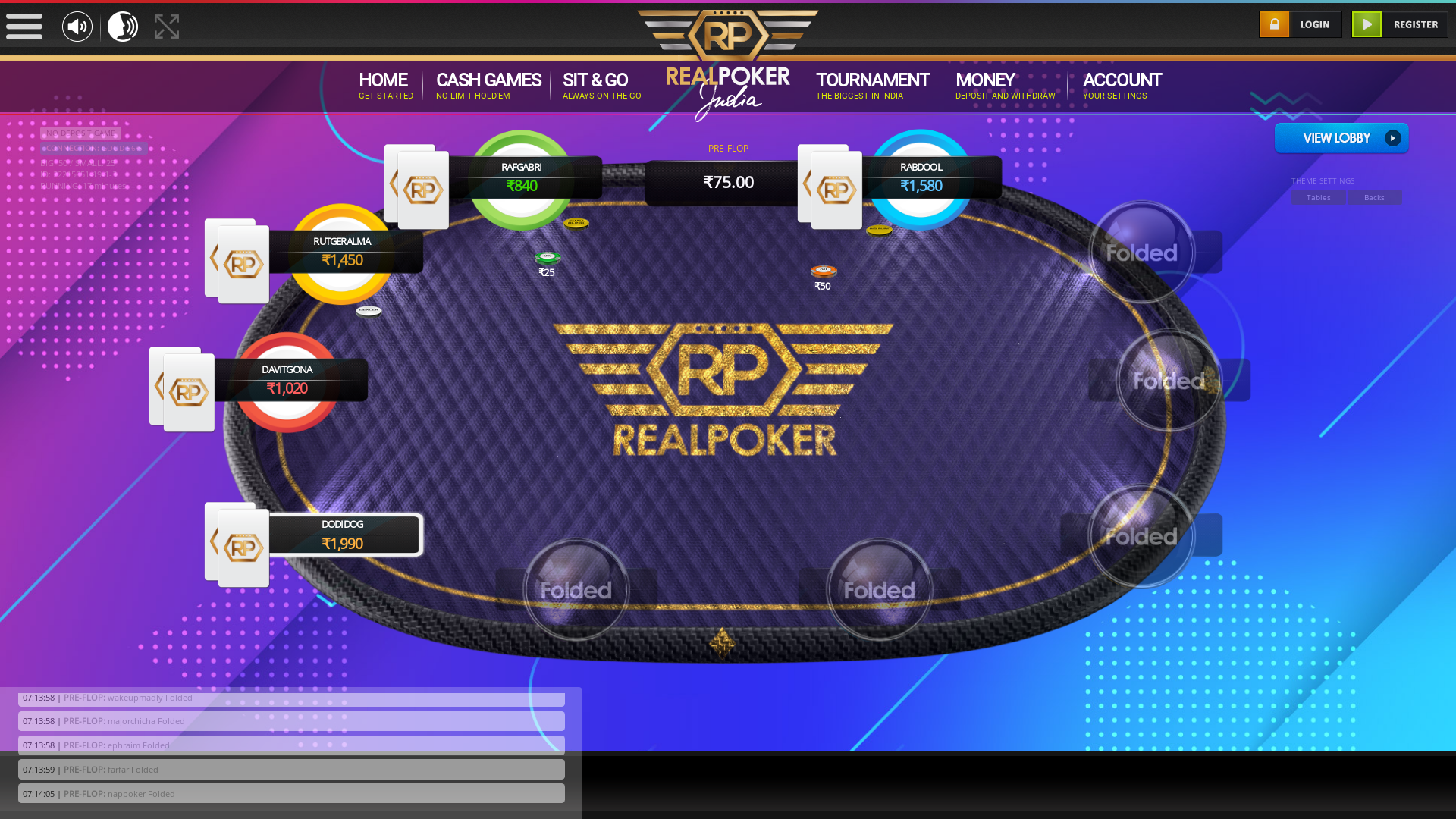 HSR Layout, Bangalore Poker Game from August