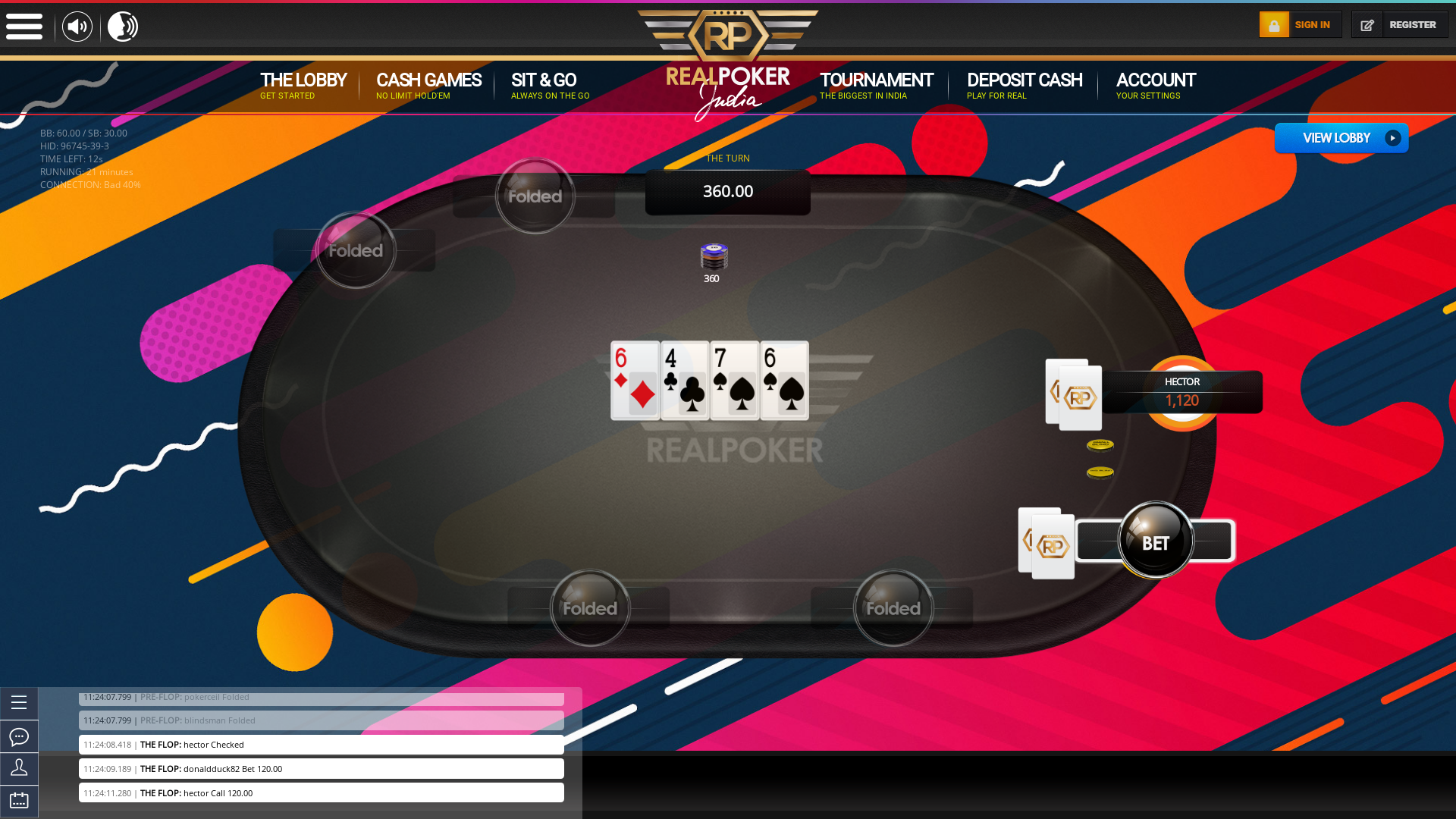 Real poker 10 player table in the 2 match