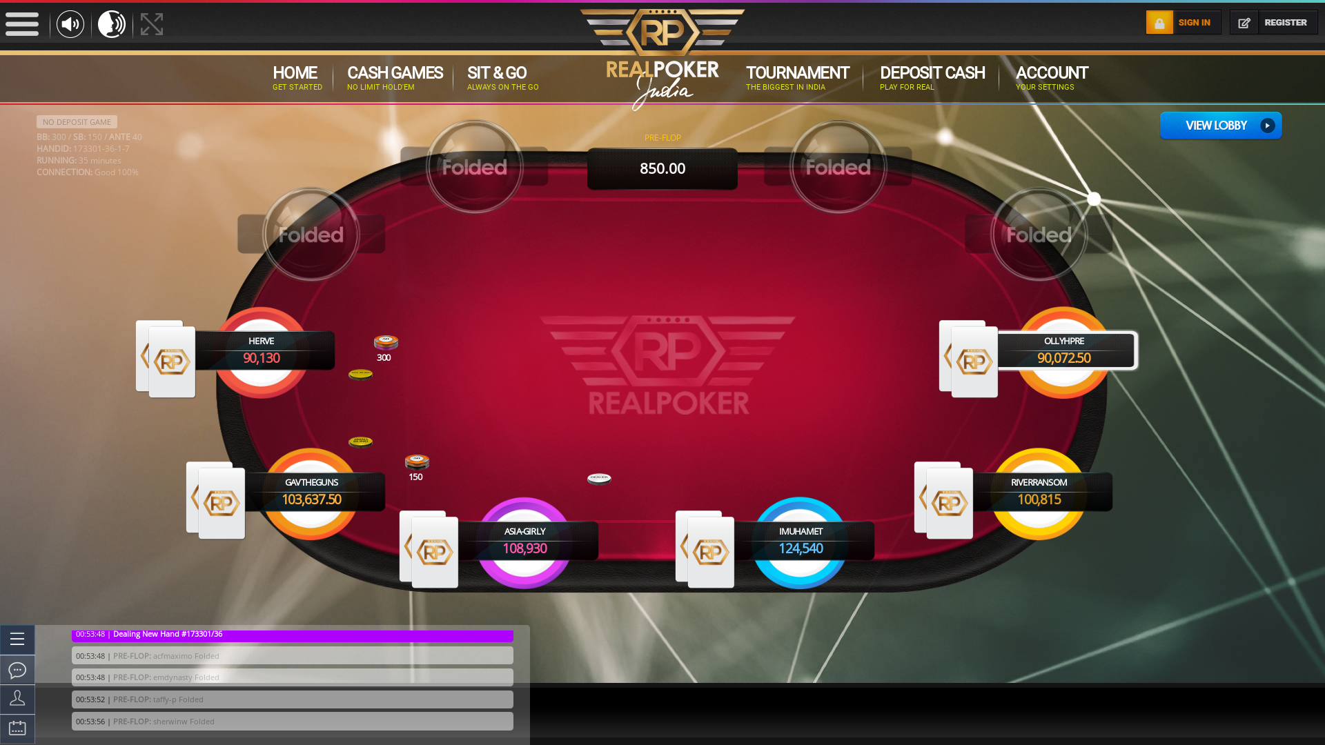 Saket, New Delhi texas holdem poker table on a 10 player table in the 34th minute of the match