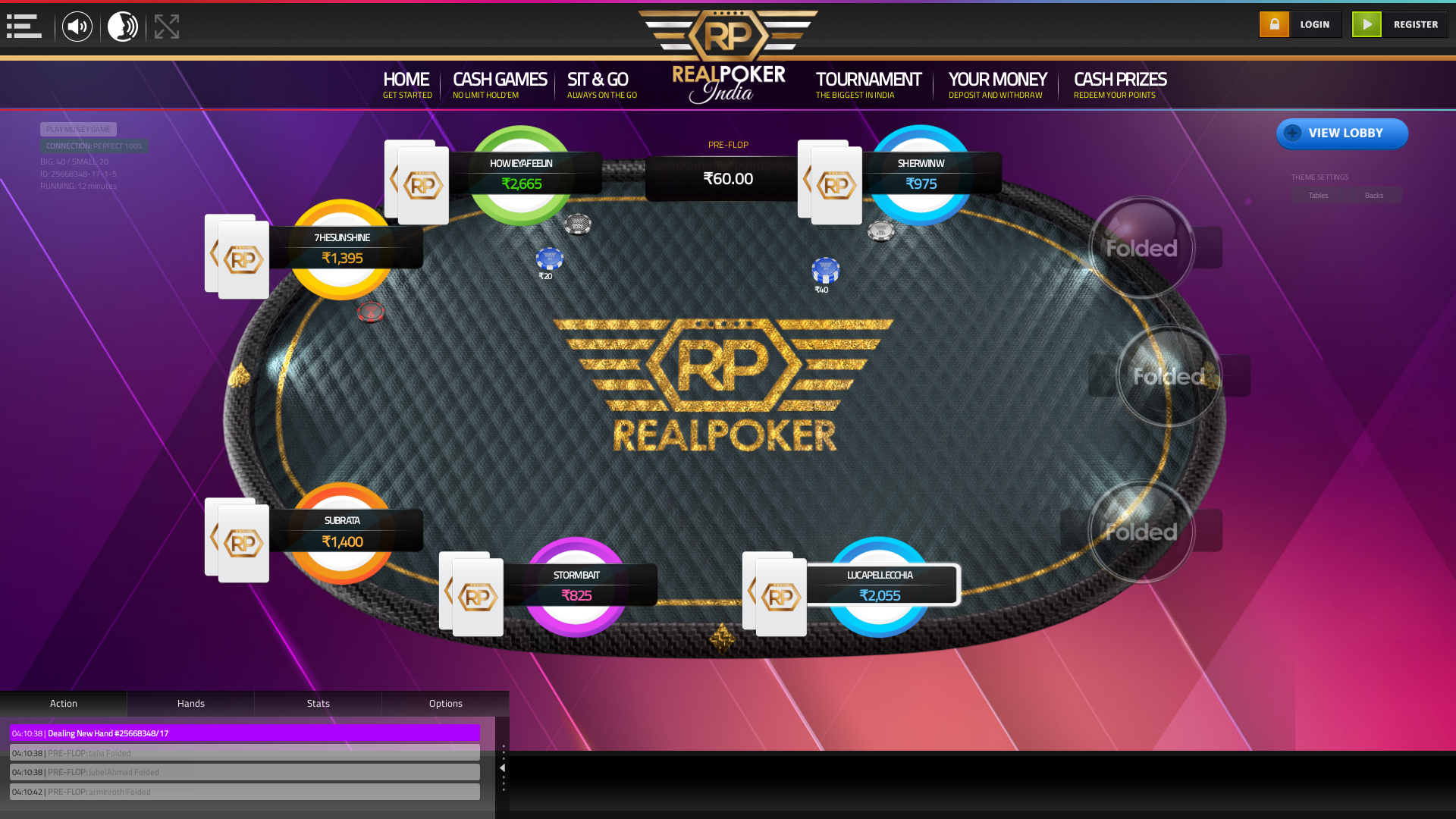 Gwalior Play Poker from 26th September