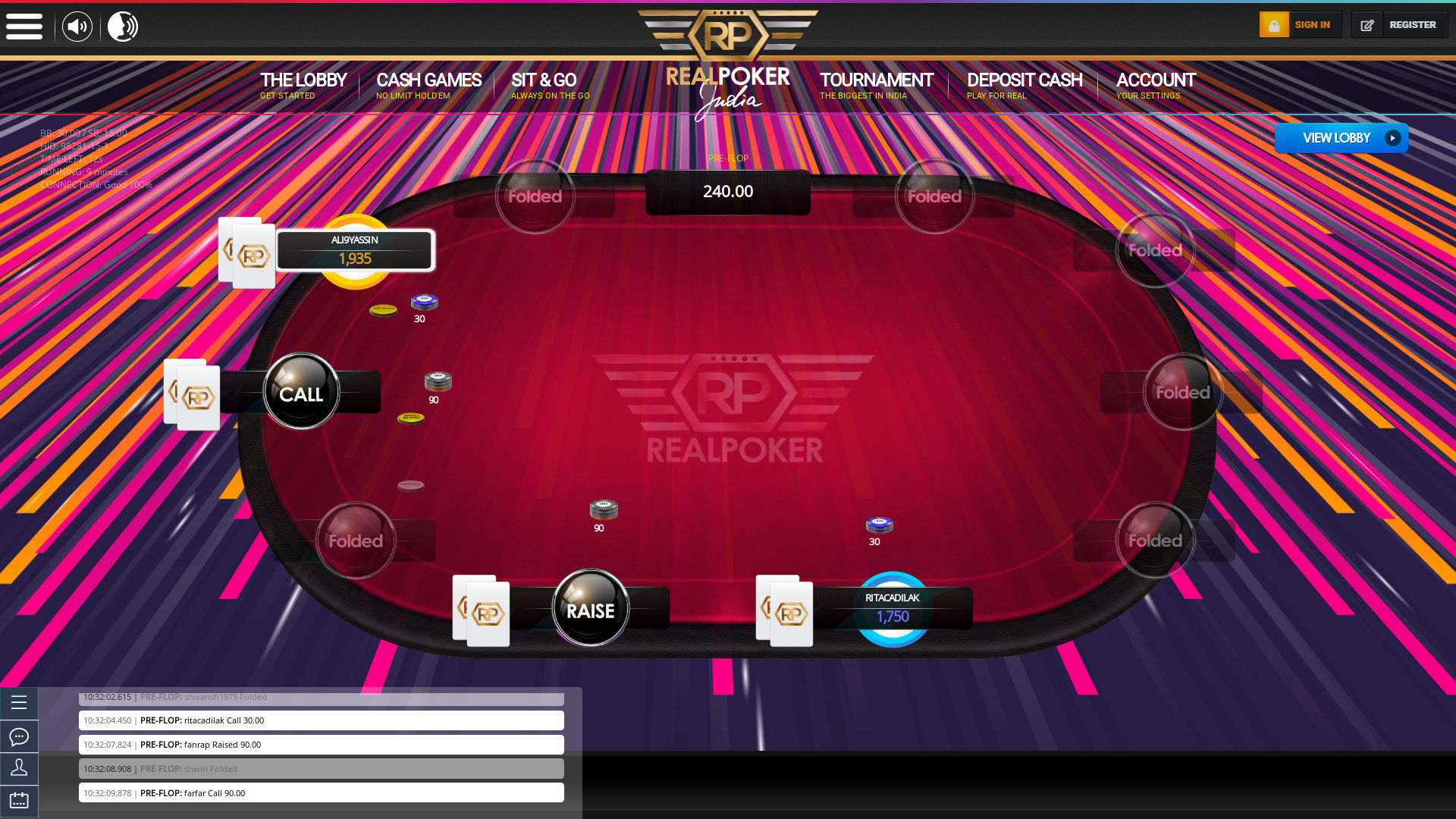 Panjim Indian Poker From July Real Poker India