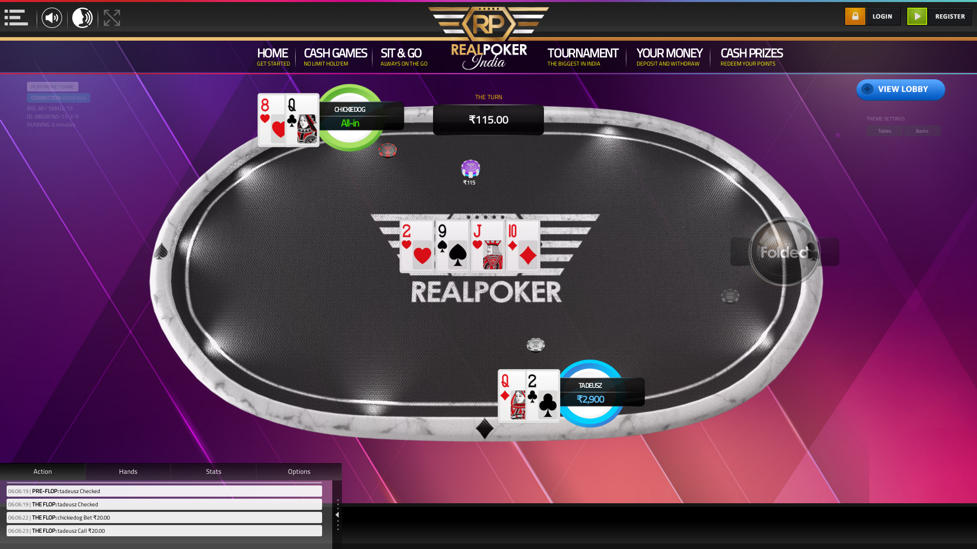 Vikaspuri, New Delhi Poker Website 10 Player