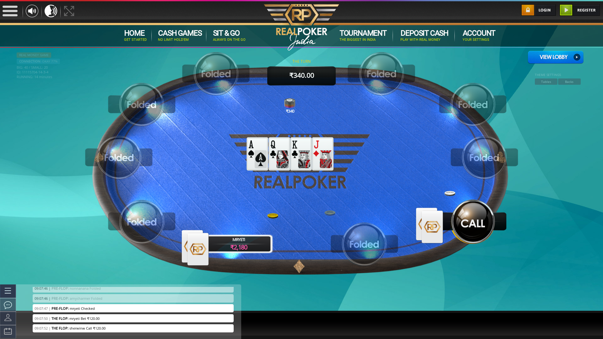 New Delhi Poker Website from May