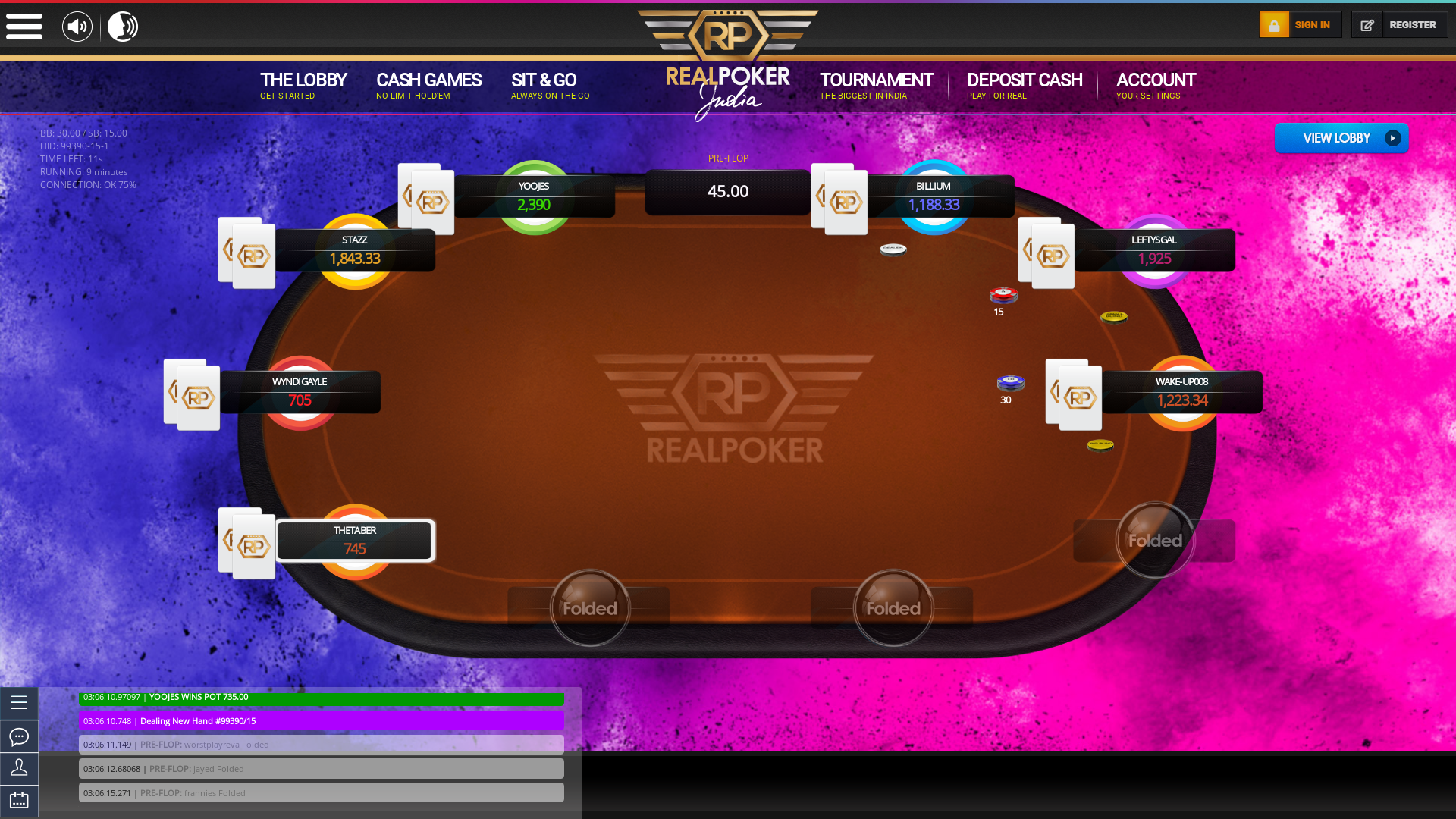 Firozabad Indian Poker 10 Player