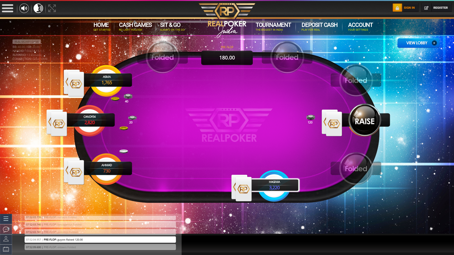 Know How Big to Bet on the River in Texas Holdem Online