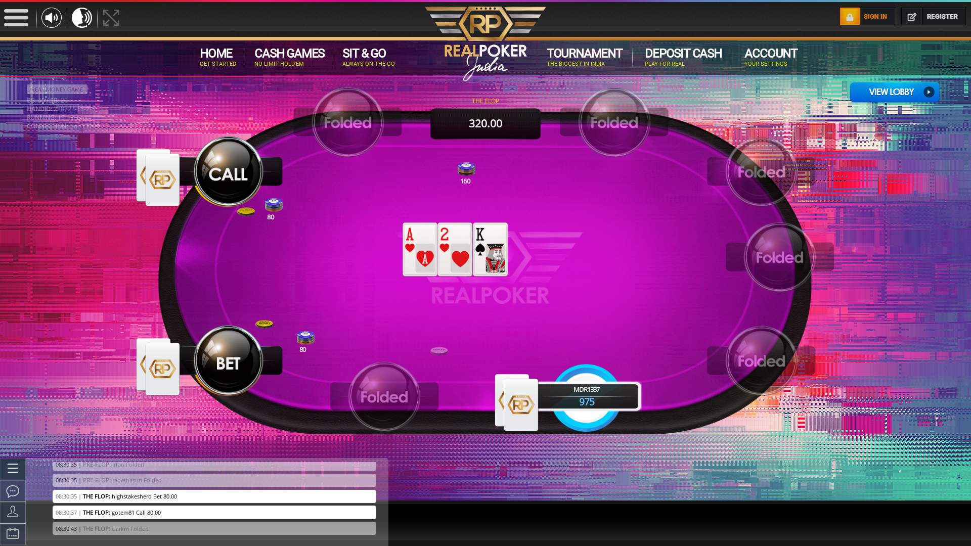 Electronic City,, Bangalore Online Poker 10 Player