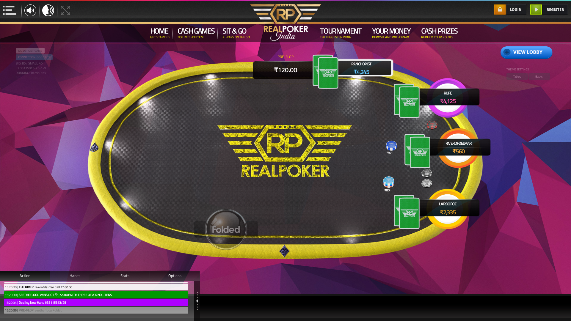 Pahar Ganj, New Delhi, Patparganj, New Delhi Poker Website from November