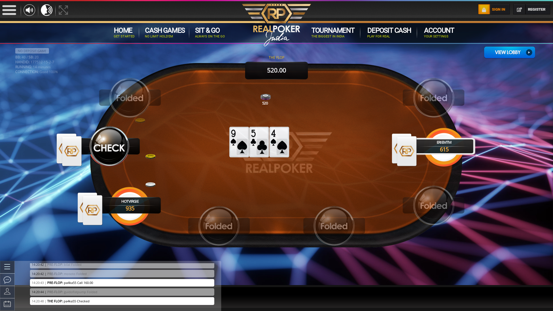 Manipal Online Betting 10 Player